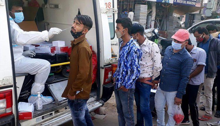 ఏపీలో కొత్తగా 18,767 కరోనా కేసులు.. 104 మంది మృతి