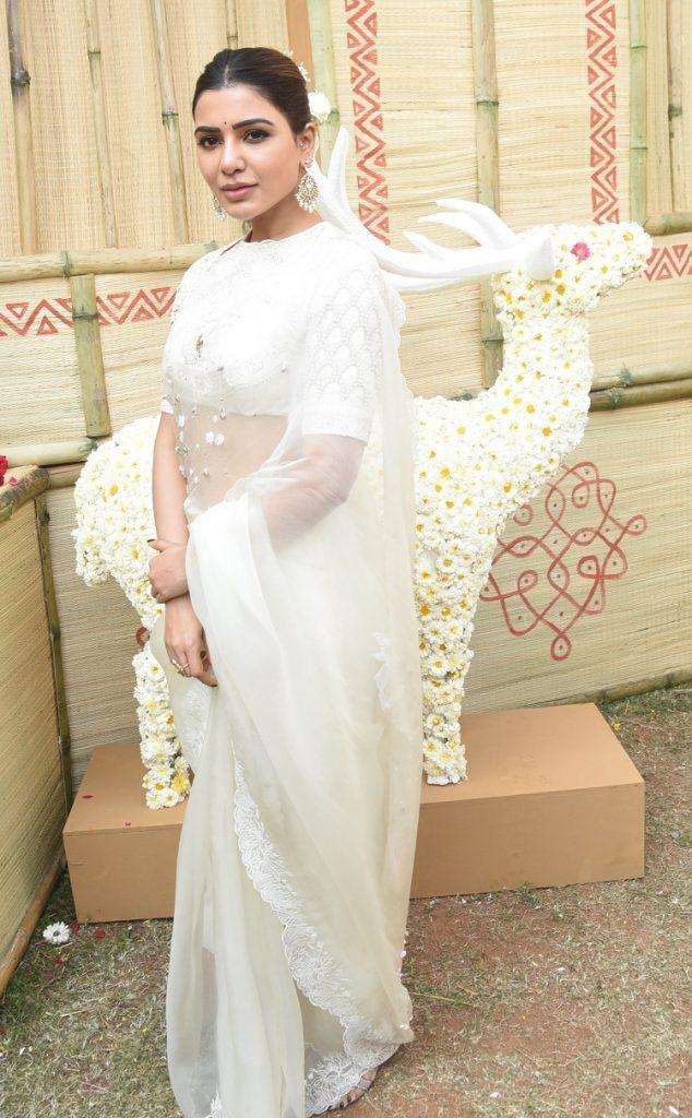 సమంత 'శాకుంతలం' షూటింగ్ షురూ