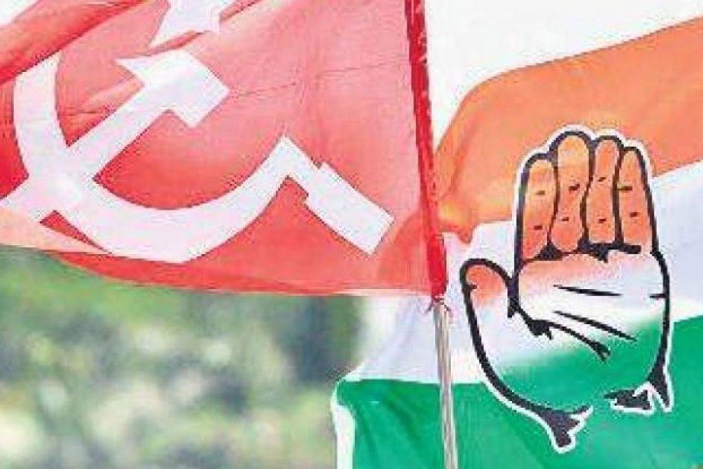 సాగర్ ఉప ఎన్నిక : వామపక్షాల మద్దతు కోరిన కాంగ్రెస్