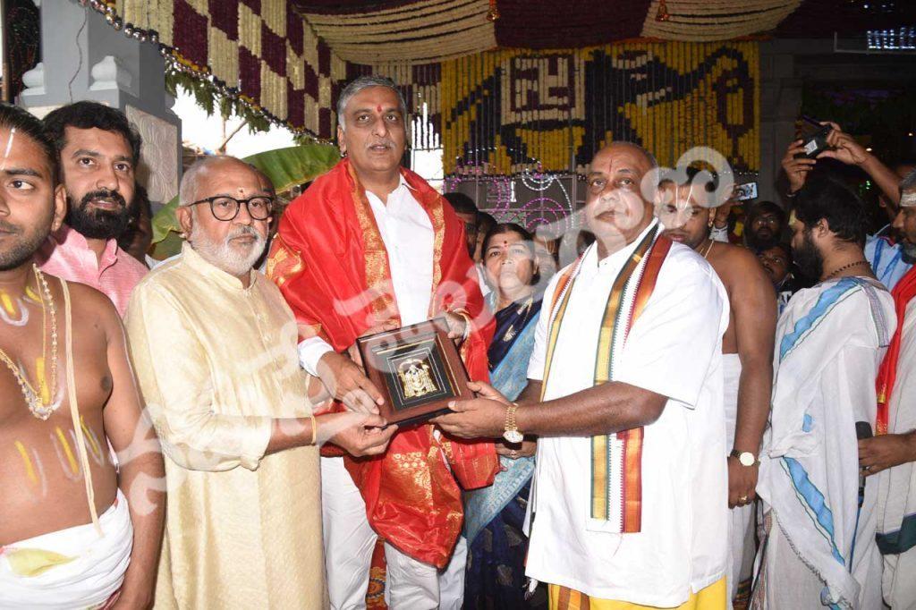 హైదరాబాద్లో తొలిసారిగా శ్రీవారి బ్రహ్మోత్సవాలు