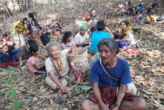 వలసబాటలో మయన్మార్ ప్రజలు