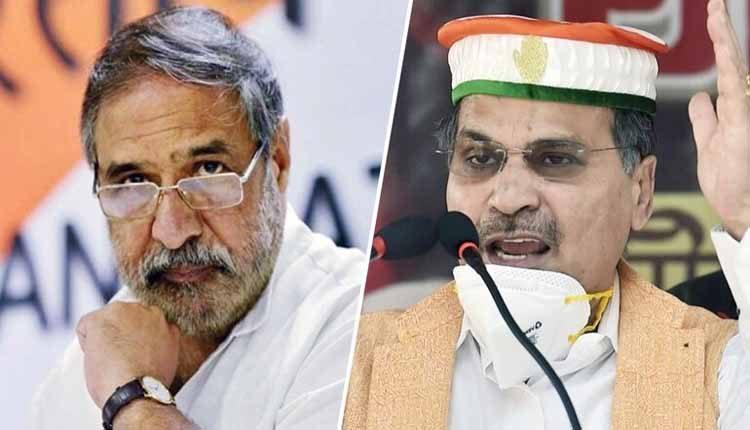 కాంగ్రెస్లో ముదురుతున్న లొల్లి.. ఆనంద్శర్మ vs అధిర్ రంజన్