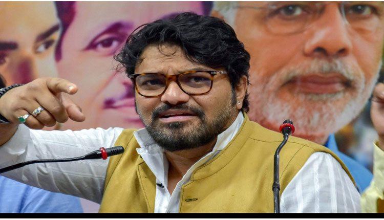 పార్టీ కార్యకర్తపై చేయిచేసుకోలేదు : బాబుల్ సుప్రియో