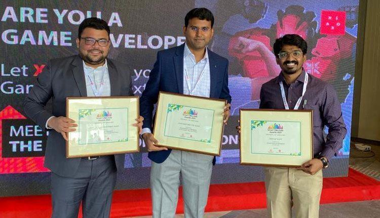 హైదారాబాద్కు మూడు జాతీయస్థాయి అవార్డులు