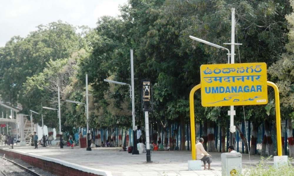 ఫలక్నుమా-ఉందానగర్ మధ్య డబుల్లైన్ పూర్తి