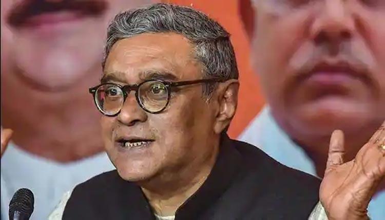 రాజ్యసభకు స్వపన్ దాస్ గుప్తా రాజీనామా..