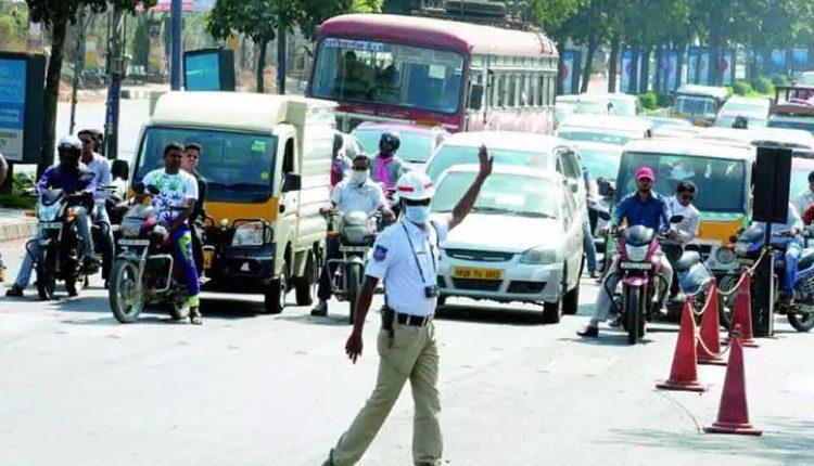 సిక్కుల ర్యాలీ.. హైదరాబాద్లో నేడు ట్రాఫిక్ ఆంక్షలు