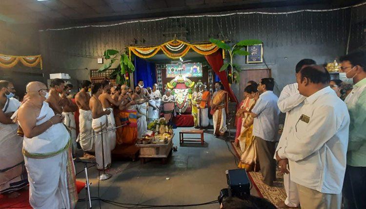 వైభవంగా.. యాదాద్రి బ్రహ్మోత్సవాలు