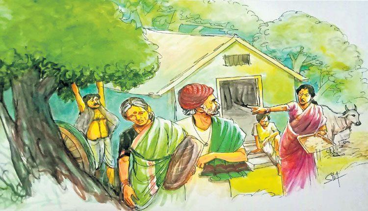 యాదాద్రి వైభవం 2021-02-21