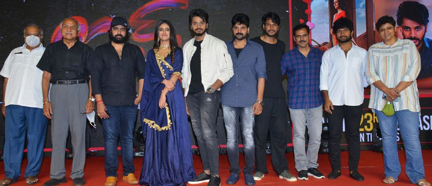 Ishq (Not a Love Story) Movie Pre Release Event Photos
