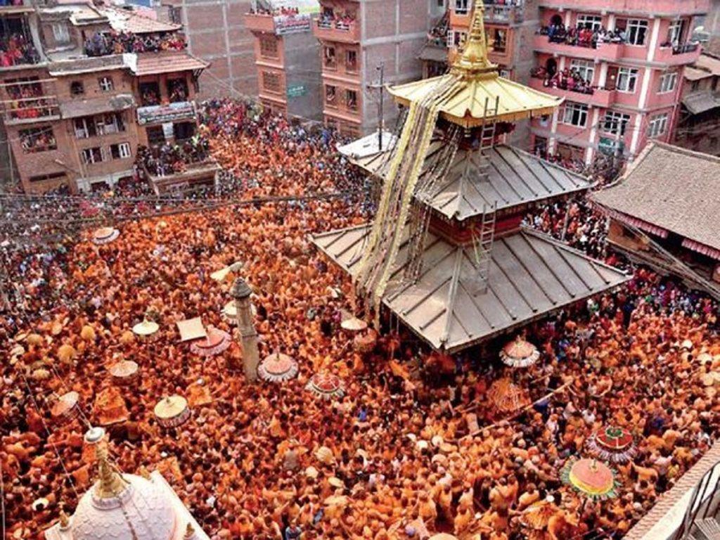 నేపాల్లో వైభవంగా విషాల్ సింధూర్ జాతర