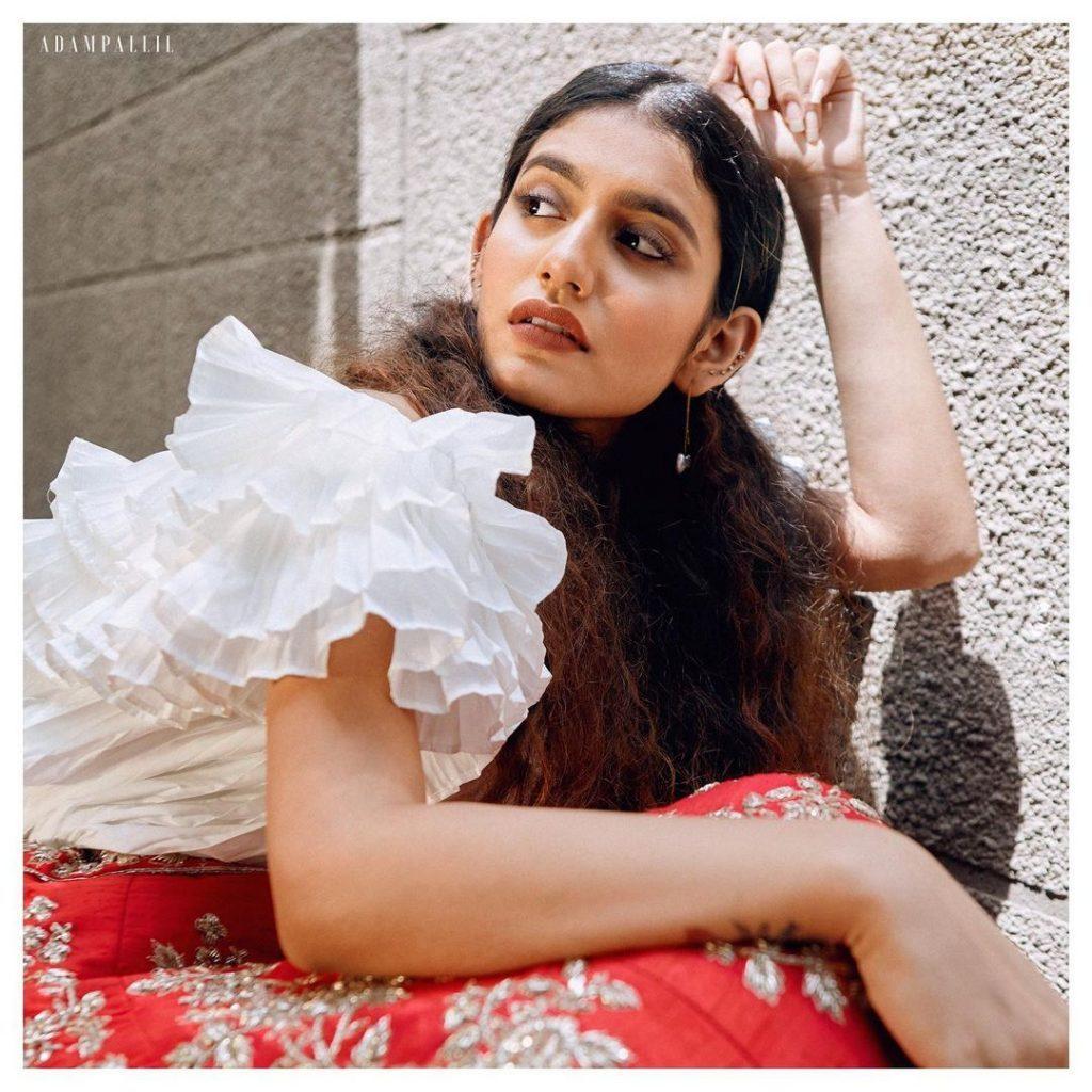 Priya  Varrier : ప్రియా.. ప్రియా.. చంపొద్దే...