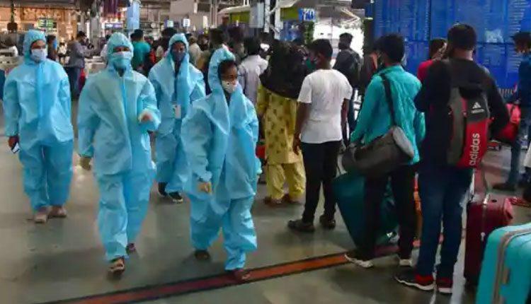 మహారాష్ట్రలో కొత్తగా 58,952 కరోనా కేసులు.. 278 మరణాలు