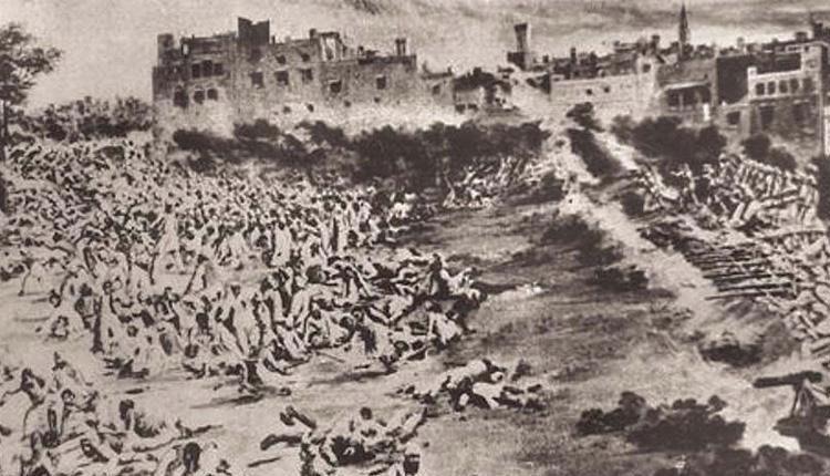 జలియన్వాలా బాగ్ అమరులకు ప్రధాని మోదీ నివాళి