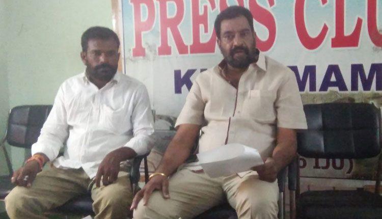 'మువ్వా'పై సీబీసీఐడీతో విచారణ జరిపించాలి