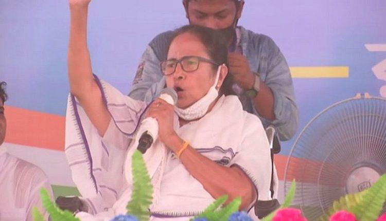 బెంగాల్లో బీజేపీ విభజన రాజకీయాలు : మమతా