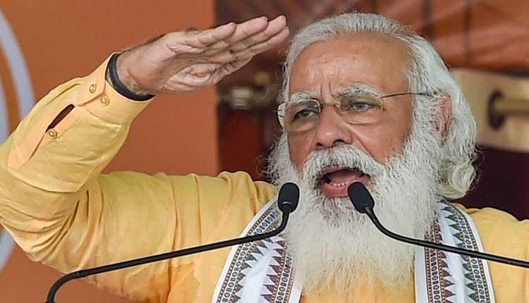 కరోనా వైరస్కు ప్రధాని మోదీయే సూపర్ స్ప్రెడర్..!