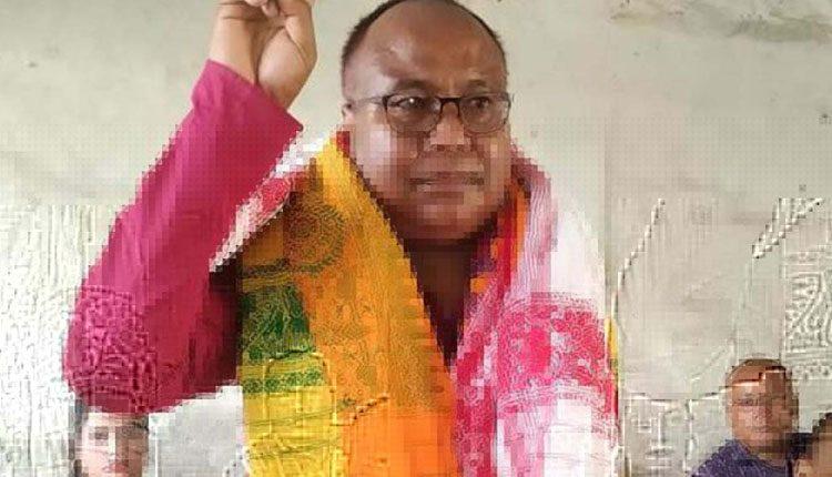 అధికార పార్టీలో చేరిన కాంగ్రెస్ ఎమ్మెల్యే అభ్యర్థి