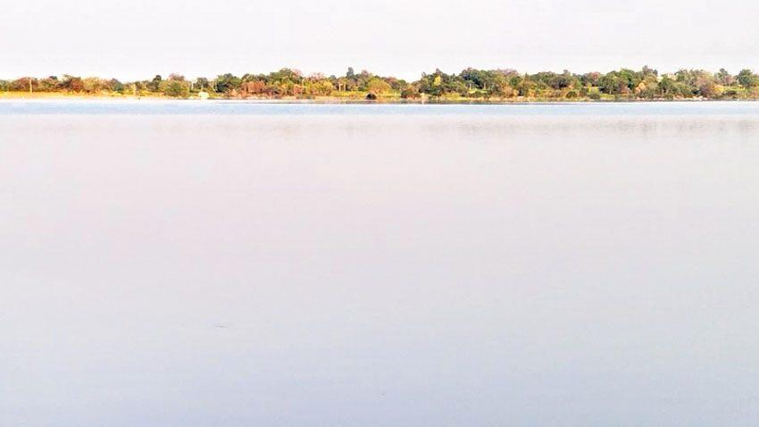 నిండుకుండలా హల్దీ ప్రాజెక్టు