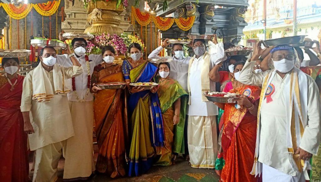 భద్రాద్రిలో వైభవంగా శ్రీ సీతారాముల కల్యాణం