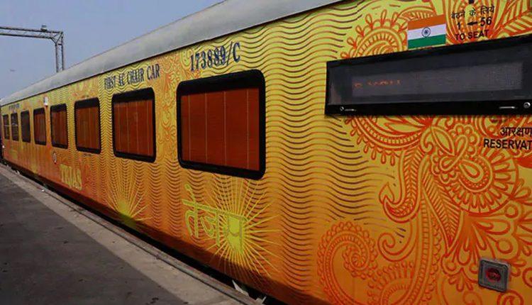 కరోనా ఎఫెక్ట్.. ముంబై - అహ్మదాబాద్ తేజస్ ఎక్స్ప్రెస్ రద్దు