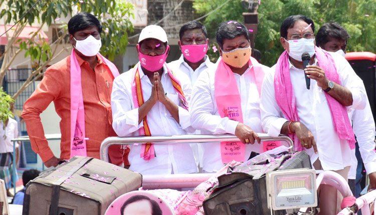 కేసీఆర్ ప్రభుత్వం రాష్ర్టానికి శ్రీరామ రక్ష