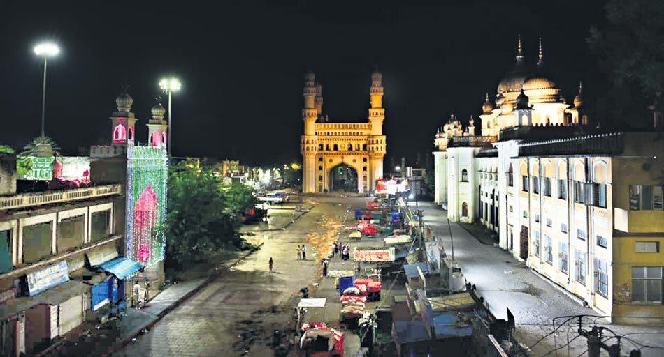 Night curfew in the state – Namasthe Telangana