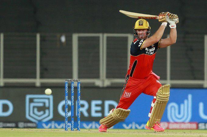 IPL 2021: మెరిసిన డివిలియర్స్..ఆర్సీబీ స్కోర్  171