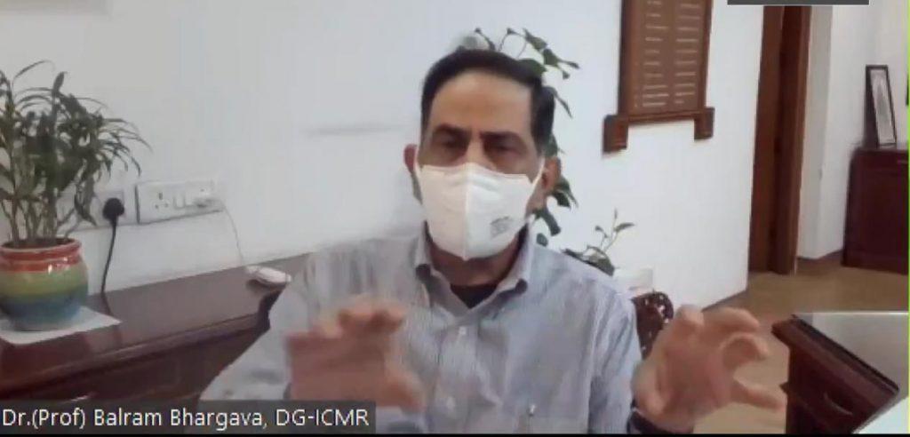 70 శాతం కరోనా ఇన్ఫెక్షన్లు వారికే : ఐసీఎంఆర్