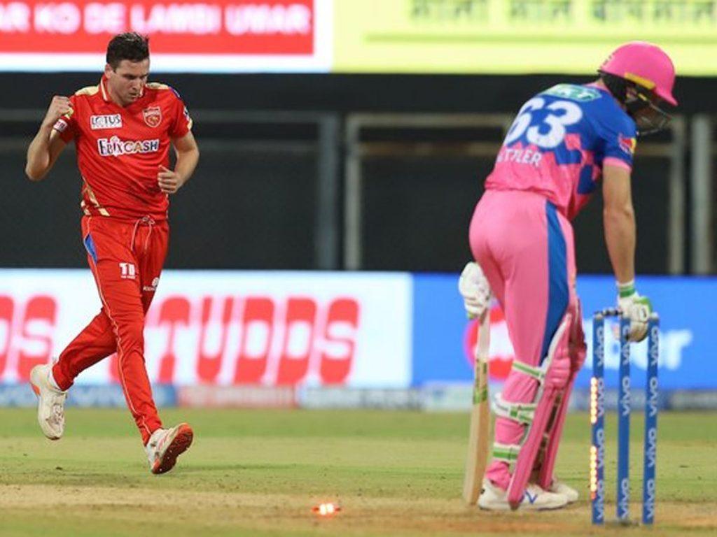 IPL 2021: బట్లర్ వరుసగా 4, 4, 4, 4