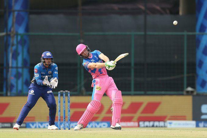 IPL 2021 : దూకుడుగా ఆడుతున్న రాజస్థాన్  ఓపెనర్లు