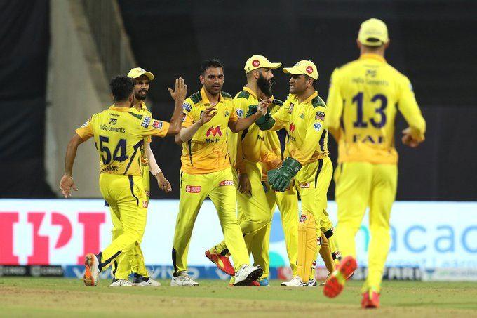 IPL 2021: కోల్కతా ఢమాల్.. 31 పరుగులకే 5 వికెట్లు