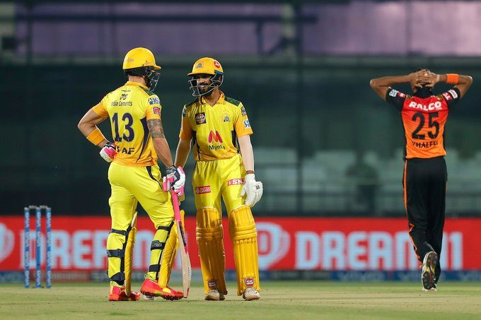 IPL 2021: డుప్లెసిస్ ధనాధన్... చెన్నై శుభారంభం