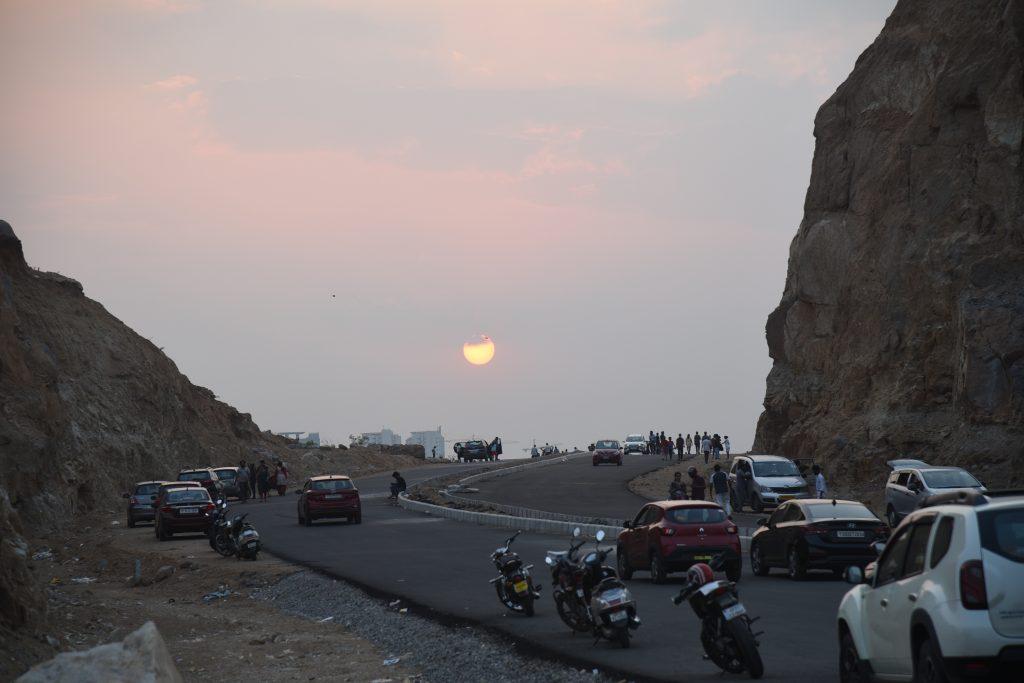 భాగ్యనగరిలో అందమైన సాయంత్రం