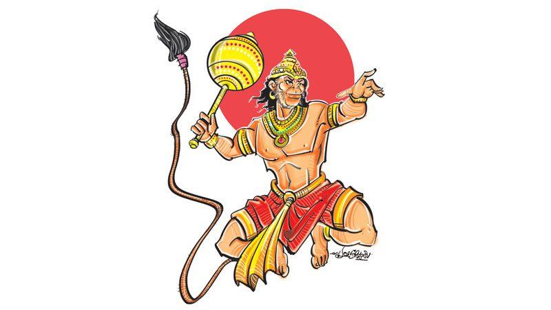 హనుమ జన్మస్థలి.. అంజనాద్రి