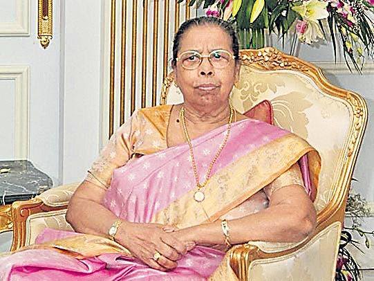 'గ్లోబల్ టీచర్' మరియమ్మ కన్నుమూత