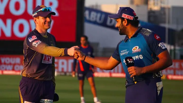 IPL 2021: టాస్ గెలిచి బౌలింగ్ ఎంచుకున్న కోల్కతా