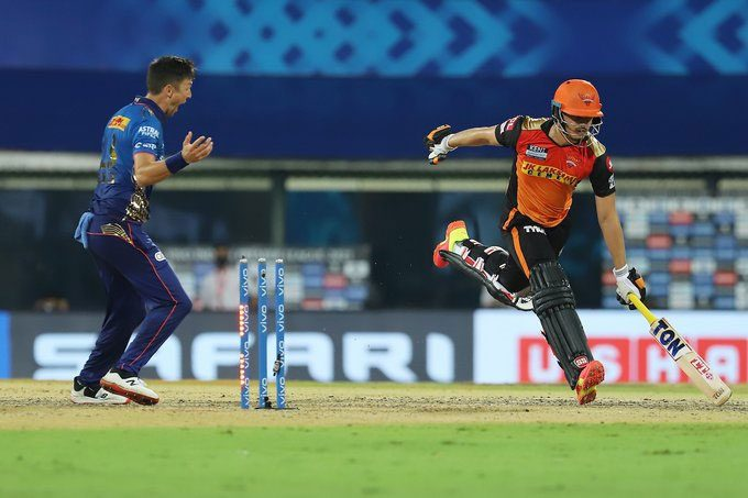 IPL 2021: సన్రైజర్స్ హ్యాట్రిక్ ఓటమి