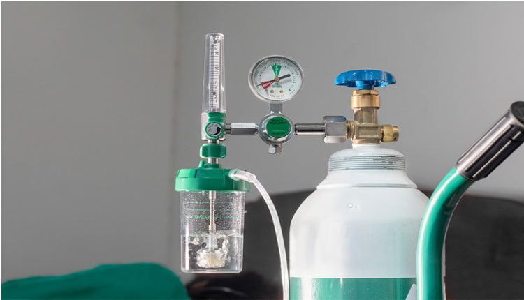 Oxygen supply : ఇంటి వద్దకే ప్రాణవాయువు.. డొనేట్ కార్ట్ ఉదారత