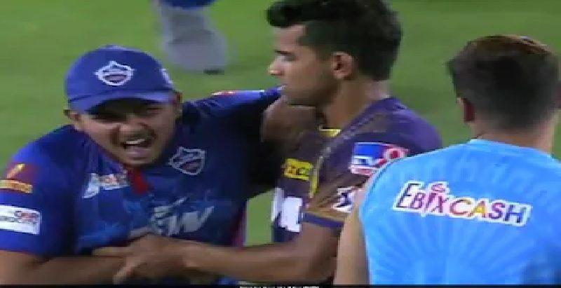 IPL 2021: నా బౌలింగ్లోనే ఆరు ఫోర్లు కొడతావా.. పృథ్విపై చేయి చేసుకున్న మావి