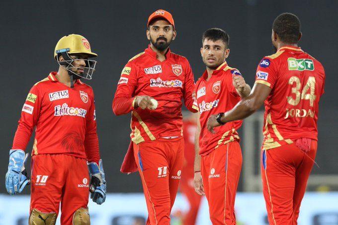 IPL 2021: బెంగళూరుపై పంజాబ్ ఘన విజయం