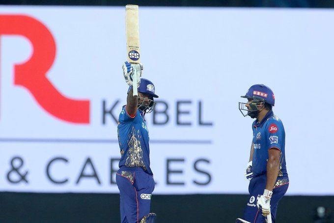 IPL 2021: ఆండ్రీ రస్సెల్కు ఐదు వికెట్లు.. ముంబై 152 ఆలౌట్