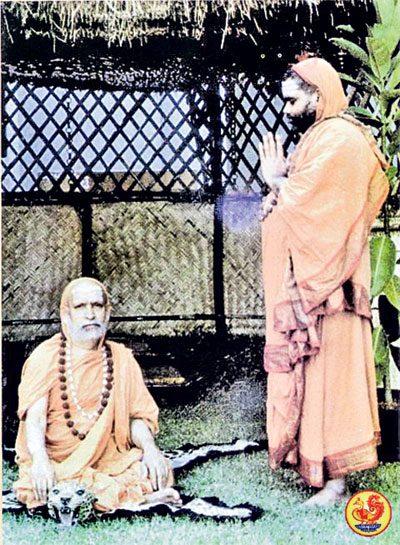 శారదా పీఠం భారతీ తీర్థం