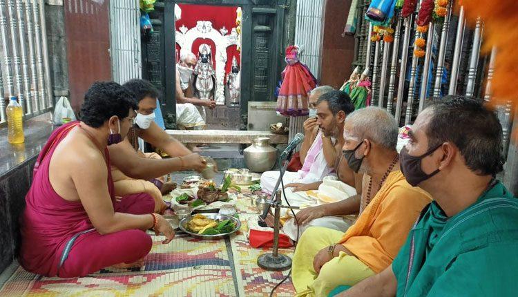శ్రీరామ నవరాత్రోత్సవాలు ప్రారంభం