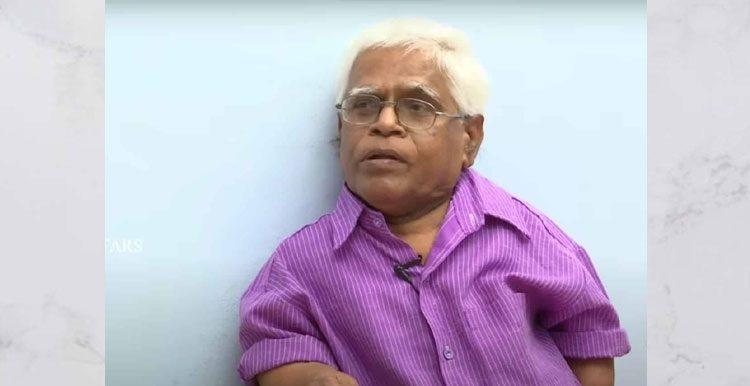 ప్రముఖ నటుడు పొట్టివీరయ్య కన్నుమూత