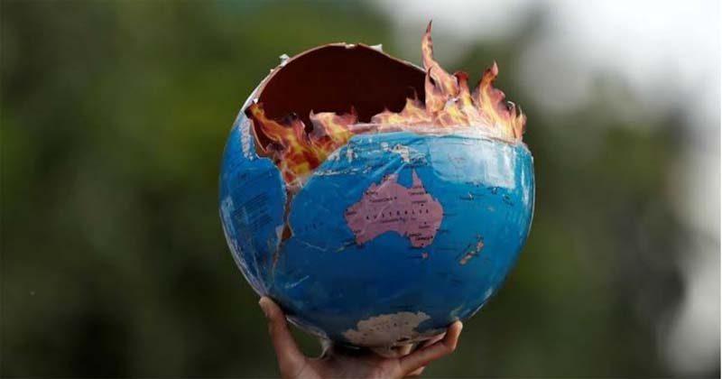 దంచికొట్టిన ఎండలు.. అత్యంత వేడి సంవత్సరం 2020