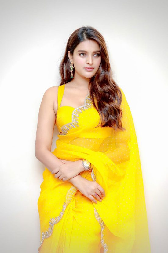 Nidhhi Agerwal Latest Photos