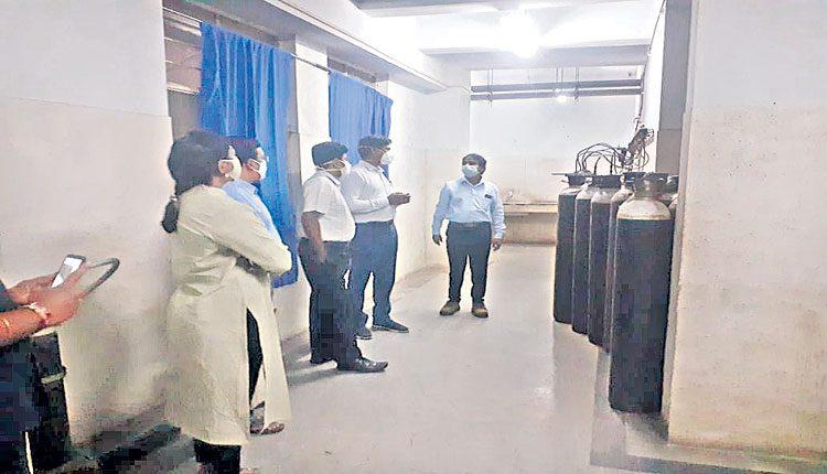 నాచారం 'ఈఎస్ఐ'లో 350 బెడ్లు పెంచండి
