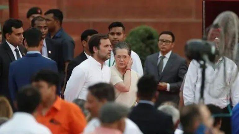 జూన్ 23న కాంగ్రెస్ పార్టీ ప్రెసిడెంట్ ఎన్నిక!
