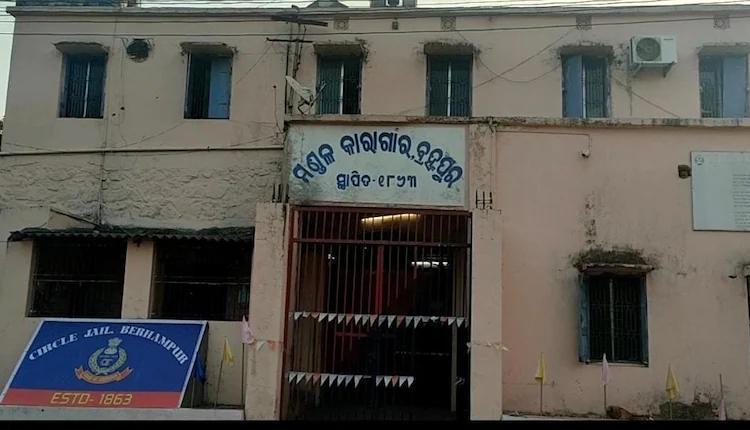 బెర్హంపూర్ సర్కిల్ జైలులో 48 మంది ఖైదీలకు కరోనా